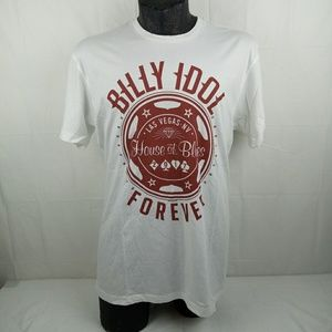 Billy Idol Forever T-Shirt